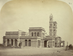 Government House, Guneshkhind, Poona [Pune]. 21